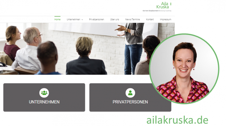 Aila Kruska - Outplacement-Consulting