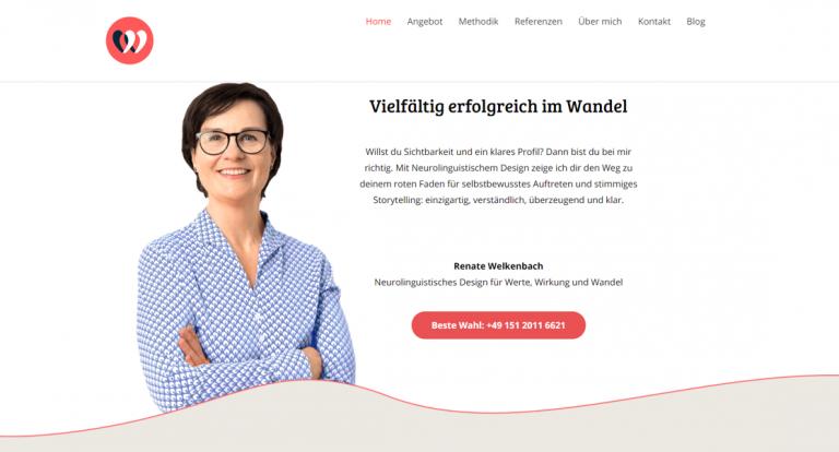 #renatewelkenbach #neurolinguistik #kommunikationsdesign #wertschatzdestages #wertschatz2020